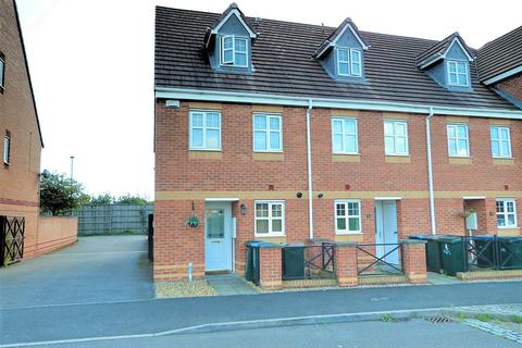 3 bedroom end of terrace house for sale - Alverley Road, Coventry
