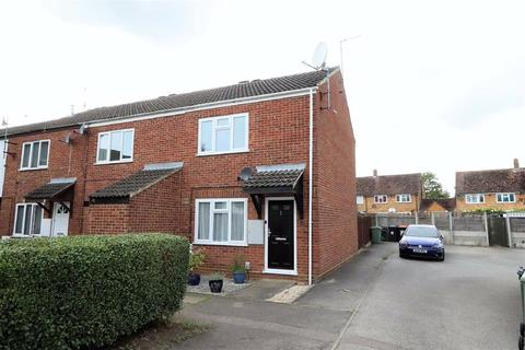 3 bedroom end of terrace house for sale - Hornbeam Close, Leighton Buzzard