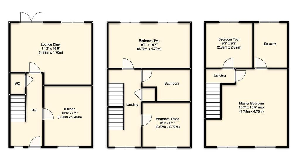 Floorplan: 33 Slade Close Floorplans.jpg