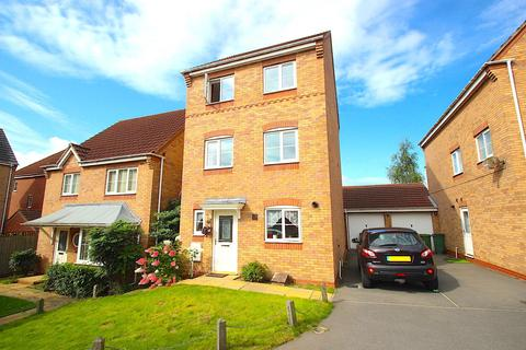 4 bedroom detached house for sale - Slade Close, Thorpe Astley