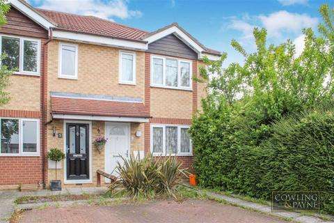 2 bedroom end of terrace house for sale - Russell Gardens, Wickford, Essex