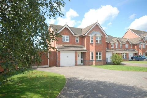 4 bedroom detached house for sale - Rolls Avenue, Crewe