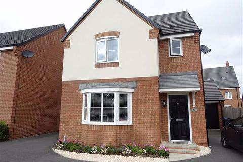 3 bedroom detached house for sale - Amber Way, Burbage