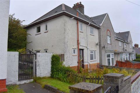 3 bedroom end of terrace house for sale - Dyfed Avenue, Swansea, SA1