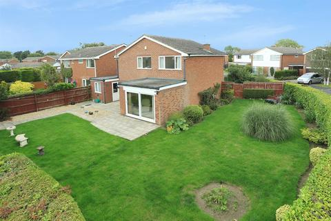 4 bedroom detached house for sale - Firs Road, Houghton-On-The-Hill, Leicester