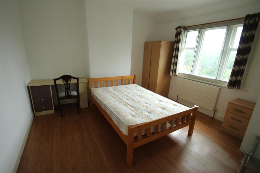First floor bedroom four