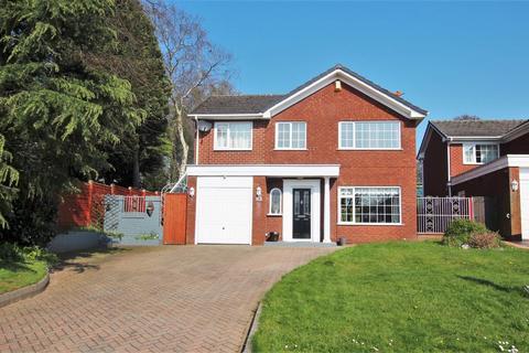 5 bedroom detached house for sale - Ennerdale Drive, Walton-le-Dale, Preston