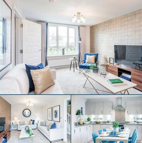 4 bedroom detached house for sale - Plot 54, Dunbar at Wallace Fields - Phase 2, Auchinleck Road, Glasgow, GLASGOW G33