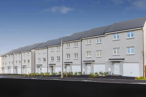 3 bedroom terraced house for sale - Plot 2, Lauriston at Riverside Quarter, Mugiemoss Road, Aberdeen, ABERDEEN AB21
