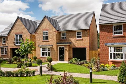 David Wilson Homes - Black Firs Park - Chelford Road, Congleton, CONGLETON