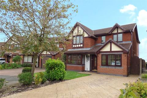 4 bedroom detached house for sale - Wrigley Fold, Silver Birch, Middleton, Manchester, M24