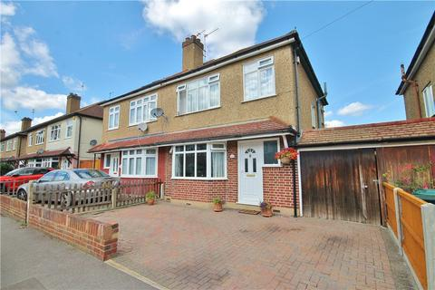 3 bedroom semi-detached house for sale - Templedene Avenue, Staines-upon-Thames, Surrey, TW18