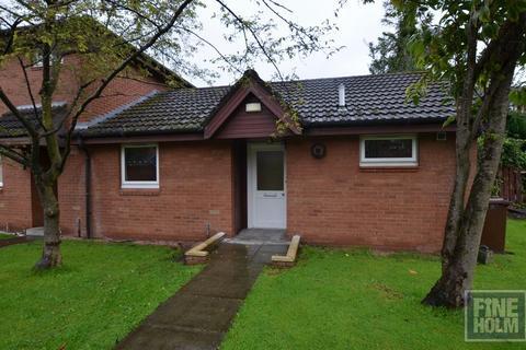 1 bedroom semi-detached bungalow to rent - Elderpark Gardens, Govan, GLASGOW, Lanarkshire, G51
