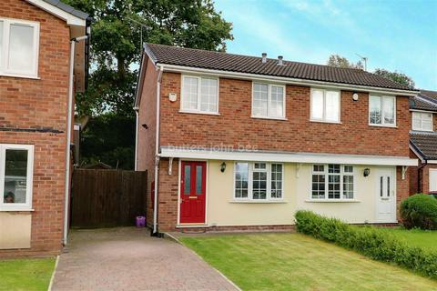 2 bedroom semi-detached house for sale - Wharfe Close, Congleton