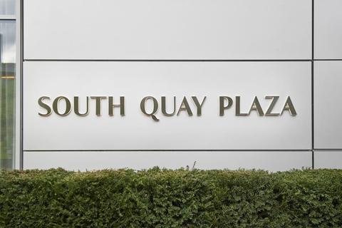 Studio for sale - South Quay Plaza, Canary Wharf