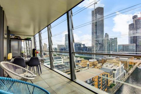 2 bedroom apartment for sale - Dollar Bay, Canary Wharf, E14