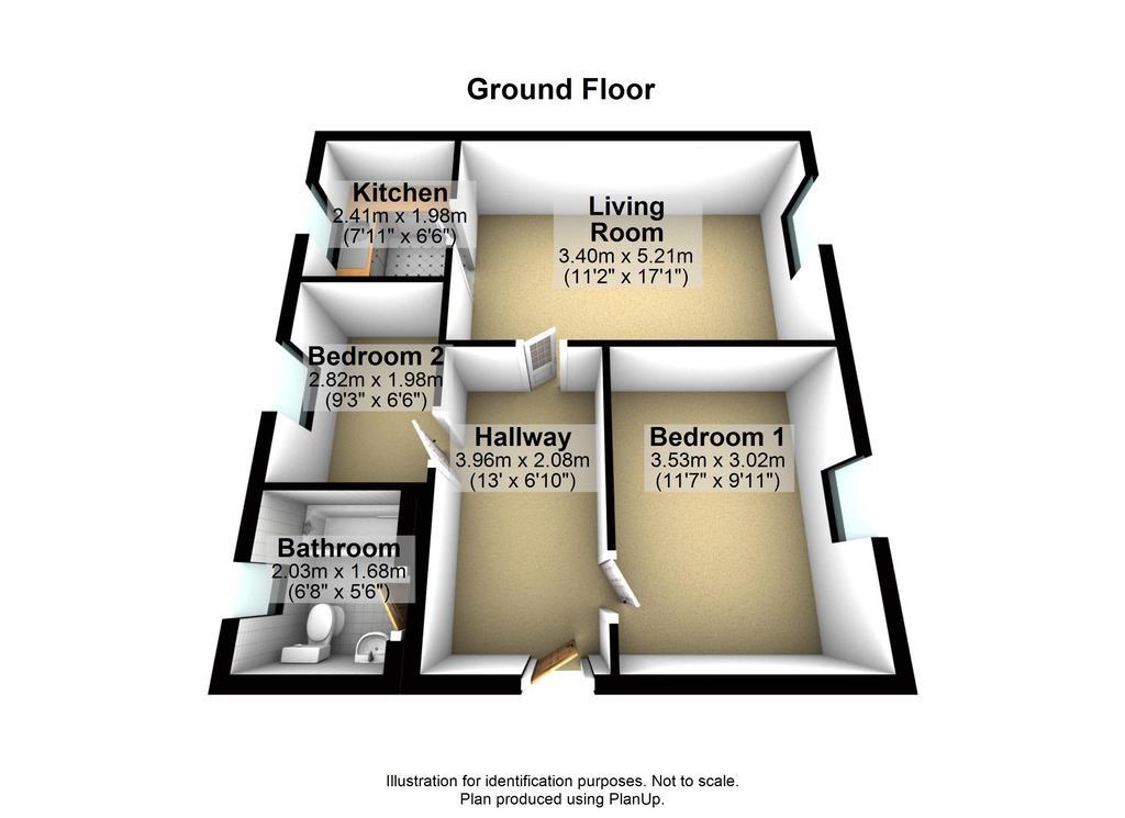 Floorplan: Flooplan