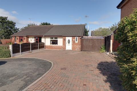 2 bedroom bungalow for sale - Abington Close, Crewe