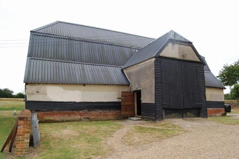 Barn conversion to rent - Panfield
