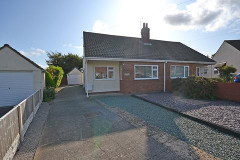 2 bedroom semi-detached bungalow for sale - The Broadway, Abergele, Conwy, LL22