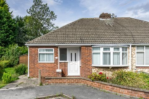 2 bedroom semi-detached bungalow for sale - Applecroft Road, Selby YO8