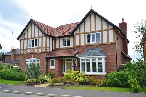 5 bedroom detached house for sale - Livesley Road, Tytherington, Macclesfield