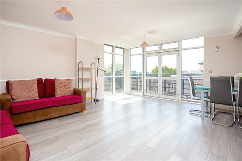 2 bedroom flat for sale - Langbourne Place, Canary Wharf, London, E14