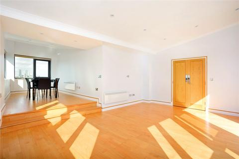 2 bedroom penthouse for sale - Langbourne Place, Canary Wharf, London, E14