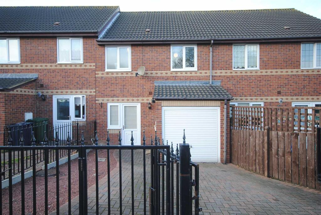 3 Bedrooms Terraced House for sale in Matamba Terrace, Millfield, Sunderland