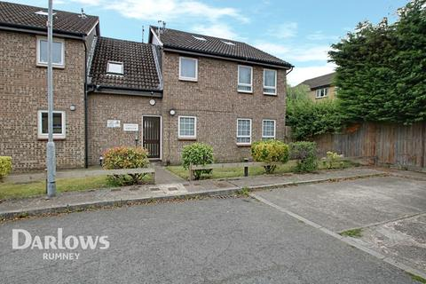 1 bedroom terraced house for sale - Redwood Close, Cardiff