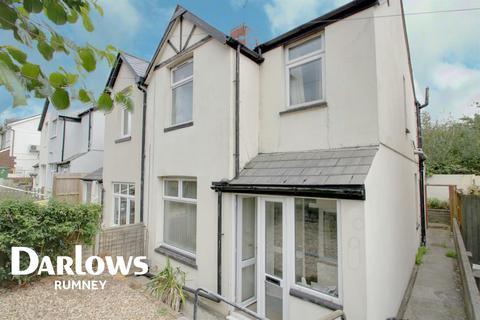 2 bedroom semi-detached house for sale - Newport Road, Rumney, Cardiff