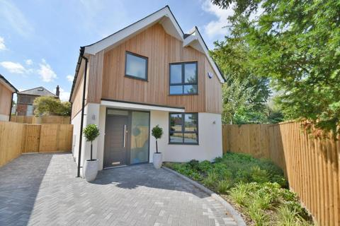 3 bedroom detached house for sale - Whitecliff, Poole, BH14 8DN