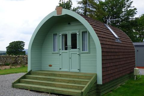 1 bedroom mobile home for sale - Country Pod, Bainbridge Ings Country Park