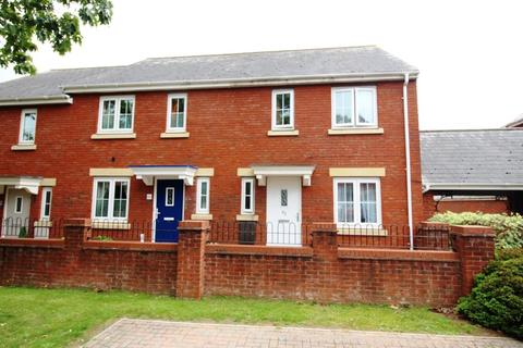 3 bedroom end of terrace house to rent - Russell Walk, Kings Heath