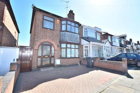 3 bedroom semi-detached house for sale - Kedleston Road, Evington, Leicester