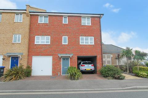 4 bedroom end of terrace house for sale - Providence Way, Shoreham-by-Sea, West Sussex BN43 5QF