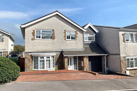 4 bedroom detached house for sale - Maple Drive Brackla Bridgend CF31 2PR