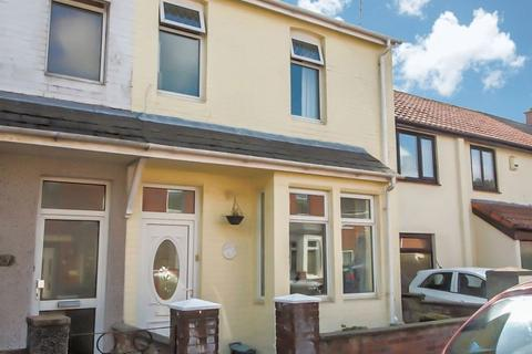 3 bedroom terraced house for sale - Lewis Street, Barry