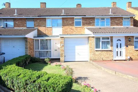 3 bedroom terraced house for sale - Bodmin Road, Luton, Bedfordshire, LU4 9BW