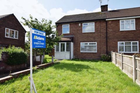 3 bedroom semi-detached house for sale - Coronation Road, Runcorn