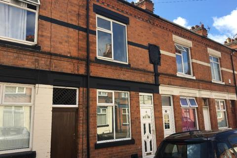 2 bedroom terraced house to rent - Battenberg Road, Off Tudor Road, Leicester, Leicestershire, LE3 5HA