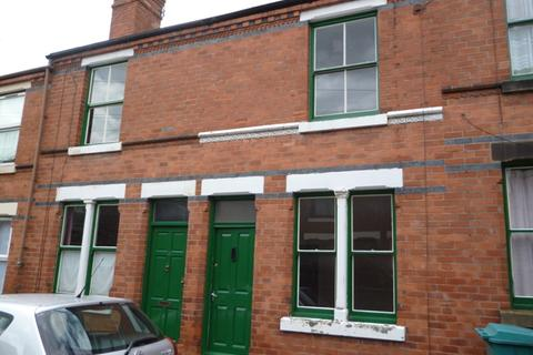2 bedroom terraced house to rent - Harcourt Road, Forest Fields, Nottingham, NG7 6PZ