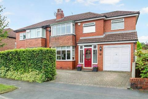 4 bedroom semi-detached house for sale - West Vale Road, Timperley
