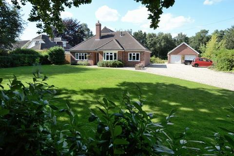 5 bedroom detached bungalow for sale - 51 Horncastle Road, Woodhall Spa