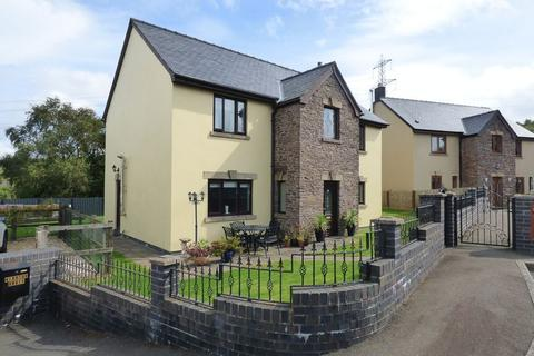 5 bedroom detached house for sale - Waenllapria, Llanelly Hill