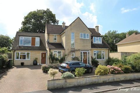 5 bedroom detached house for sale - Priory Close, Combe Down, Bath