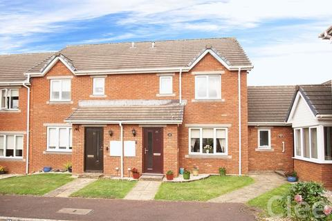 2 bedroom terraced house for sale - Cleeve Lake Court, Bishops Cleeve