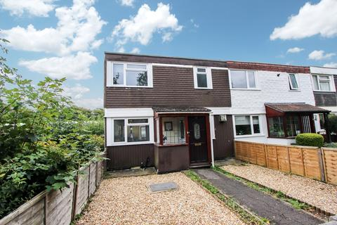 3 bedroom end of terrace house for sale - Arnheim Road, Lordswood, Southampton, SO16