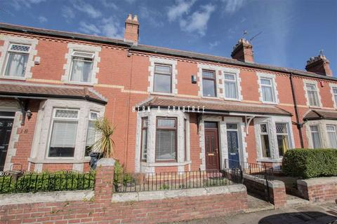 3 bedroom terraced house for sale - Windway Road, Canton, Cardiff
