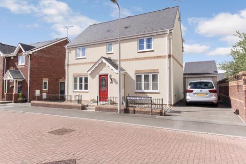4 bedroom detached house for sale - Teddington Place, Pontarddulais, Swansea, SA4